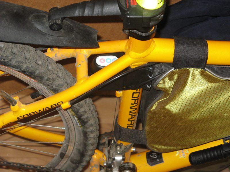 Сигнализация велосипед своими руками